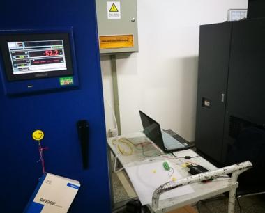 低温实验箱荧光光纤测温