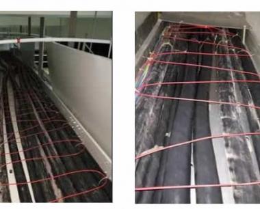 电缆隧道桥架分布式光纤测温系统解决方案