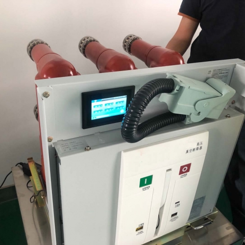 断路器光纤测温系统