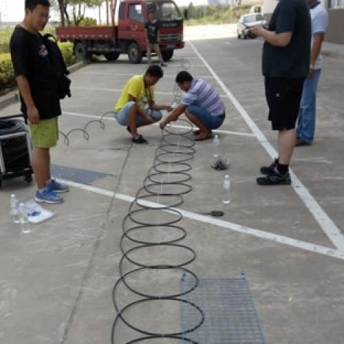 分布式光纤周界安防监测客户现场案例