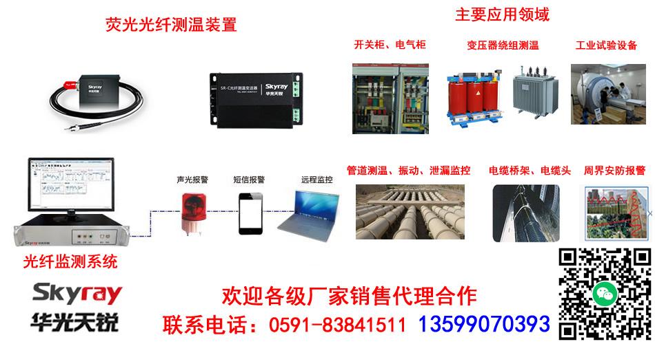 光纤测温厂家
