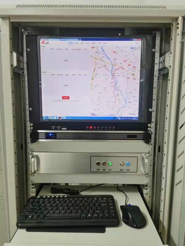 分布式光纤测温主机